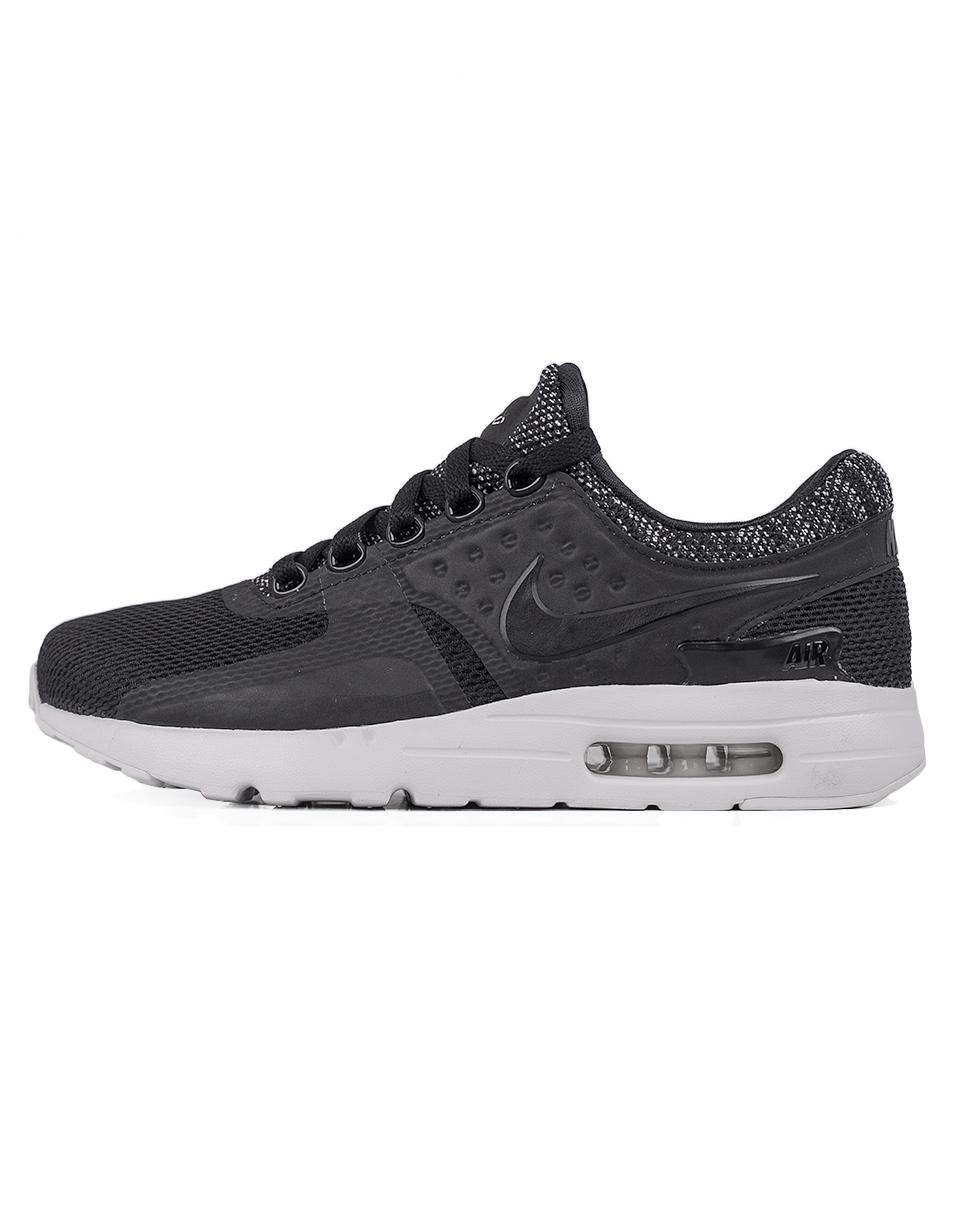 Sneakers - tenisky Nike Air Max Zero Breathe Black / Black - Pale Grey - Anthracite 41 + doprava zdarma + novinka