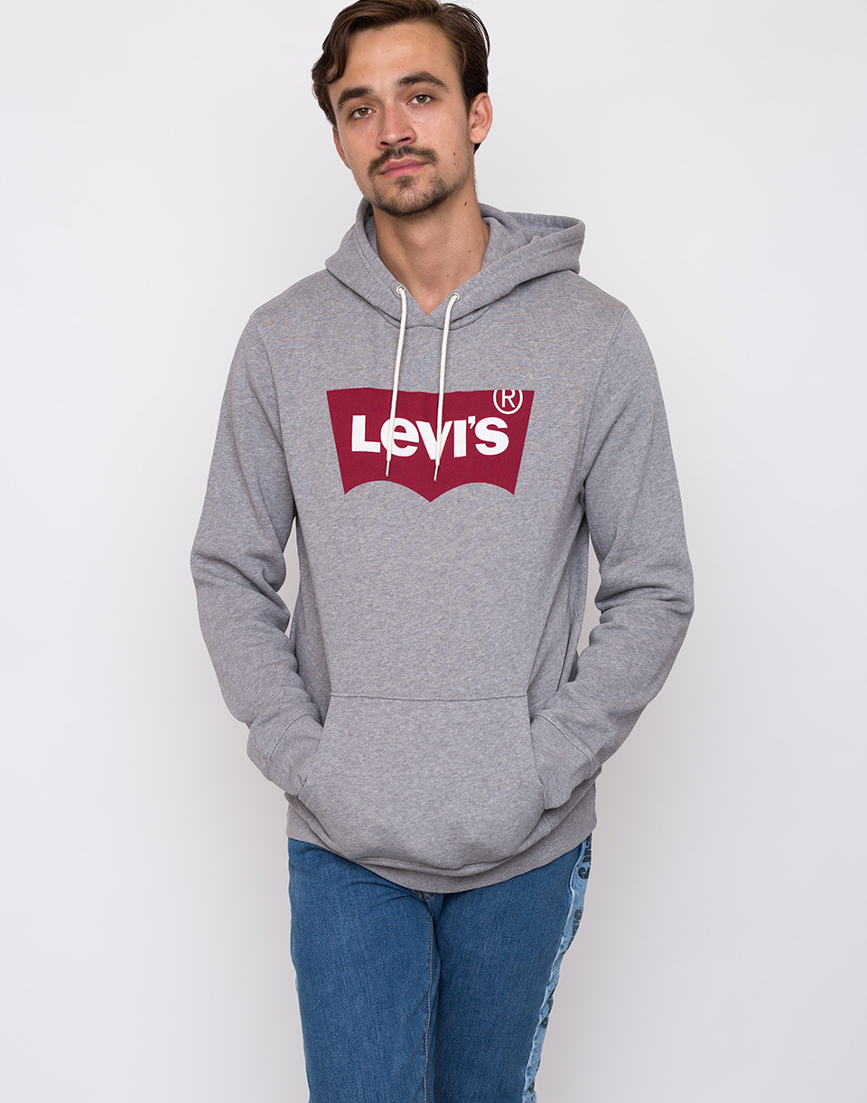 Levi s® Graphic Midtone Heather Grey L