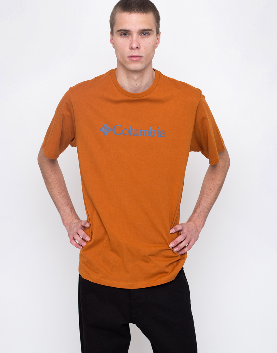 Columbia CSC Basic Logo Bright Copper L