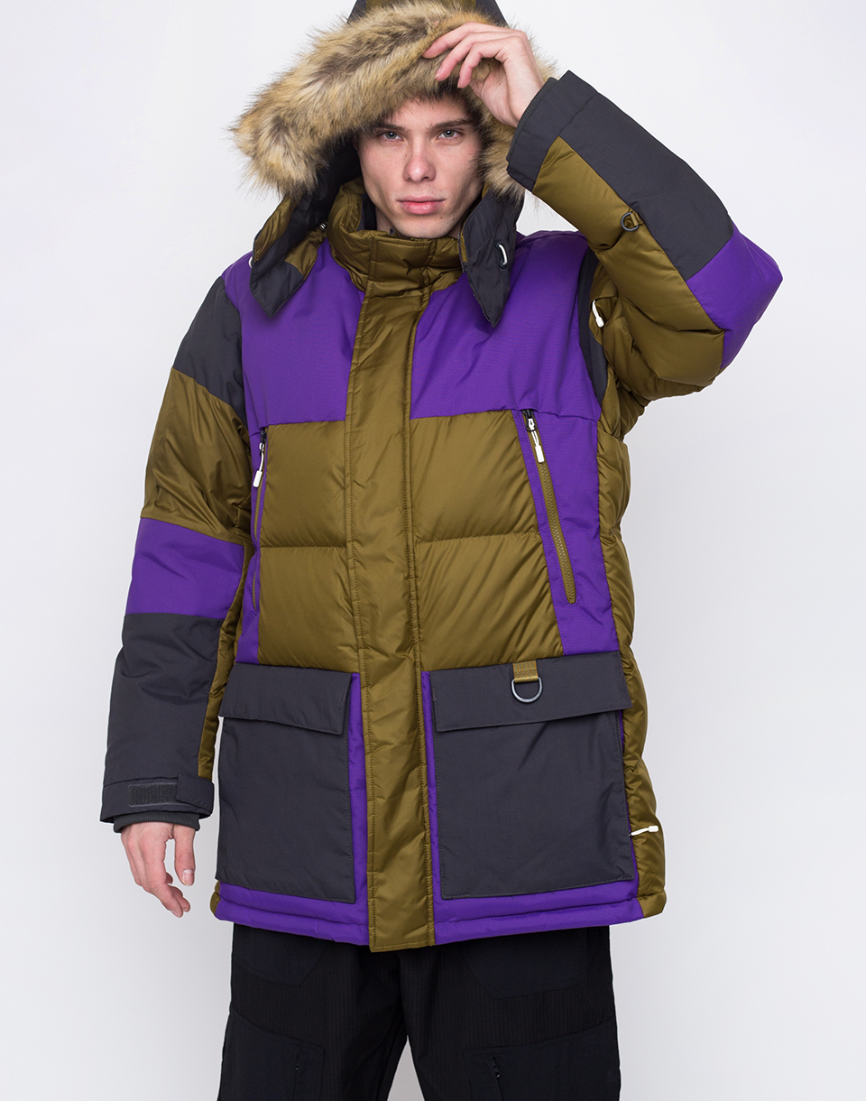 The North Face VOSTOK Fir Green L