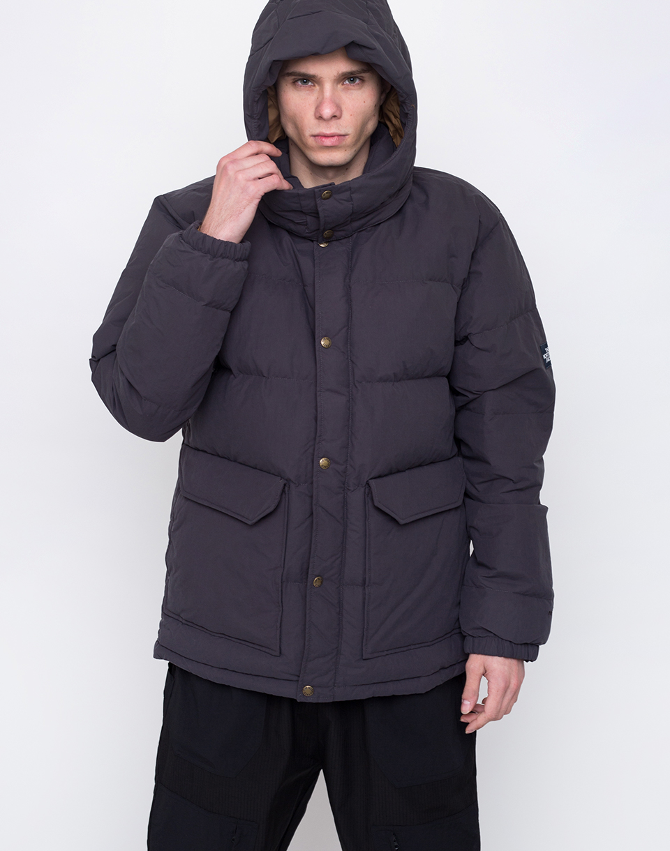 The North Face DOWN SIERRA Weathered Black L