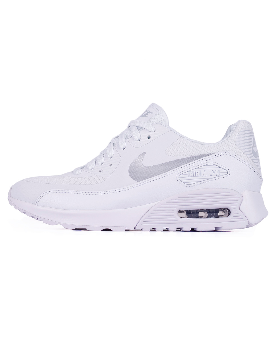 Sneakers - tenisky Nike Air Max 90 Ultra 2.0 White / Metallic Platinum - White 37,5 + doprava zdarma + novinka
