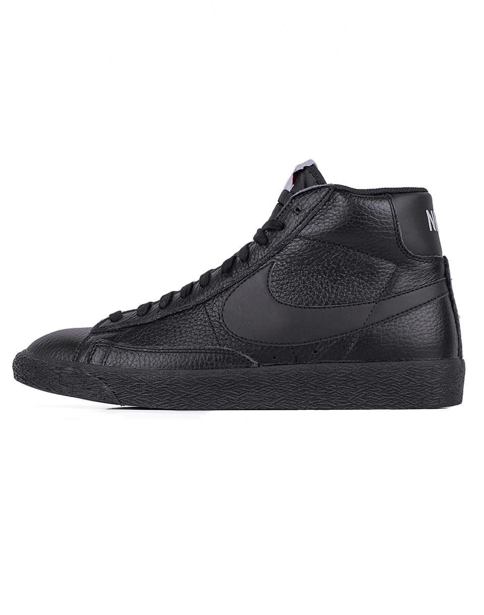 Sneakers - tenisky Nike Blazer Mid-Top Premium Black / White 41 + doprava zdarma