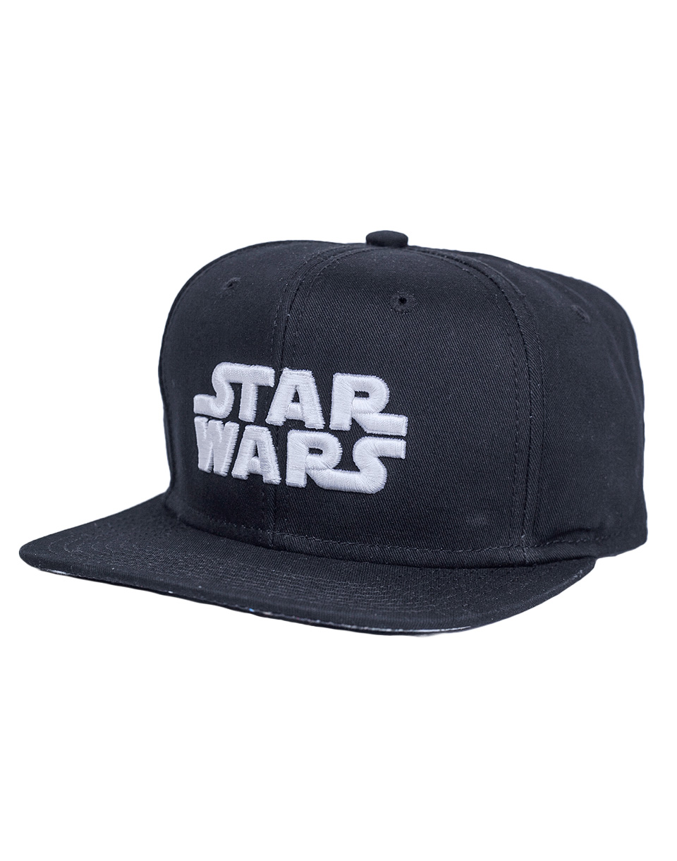Kšiltovka Dedicated Star Wars Snapback Millenium Falcon Black