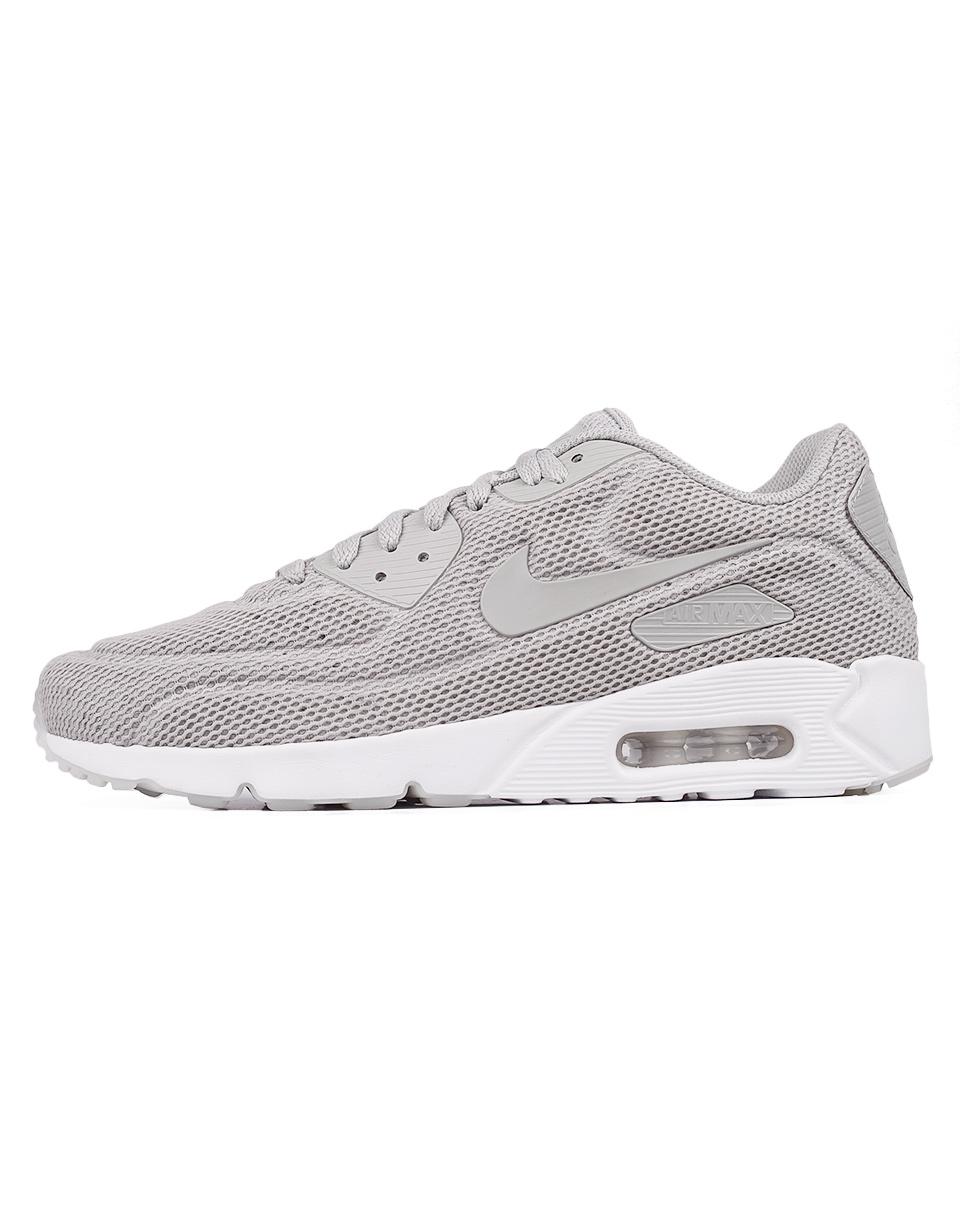 Sneakers - tenisky Nike Air Max 90 Ultra 2.0 Breathe Pale Grey / Pale Grey - Summit White 43 + doprava zdarma