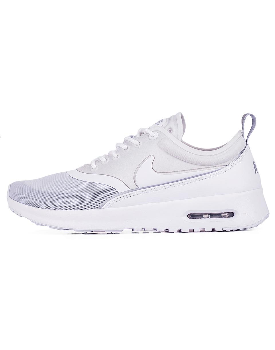 Sneakers - tenisky Nike Air Max Thea Ultra White / White - Metallic Silver 37,5 + doprava zdarma + novinka