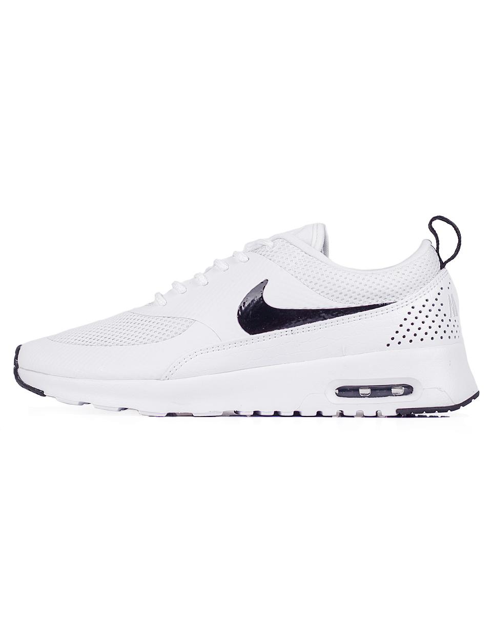 Sneakers - tenisky Nike Air Max Thea White / Black 37,5
