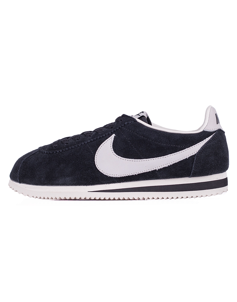 Sneakers - tenisky Nike Classic Cortez Leather SE Black / Sail 42