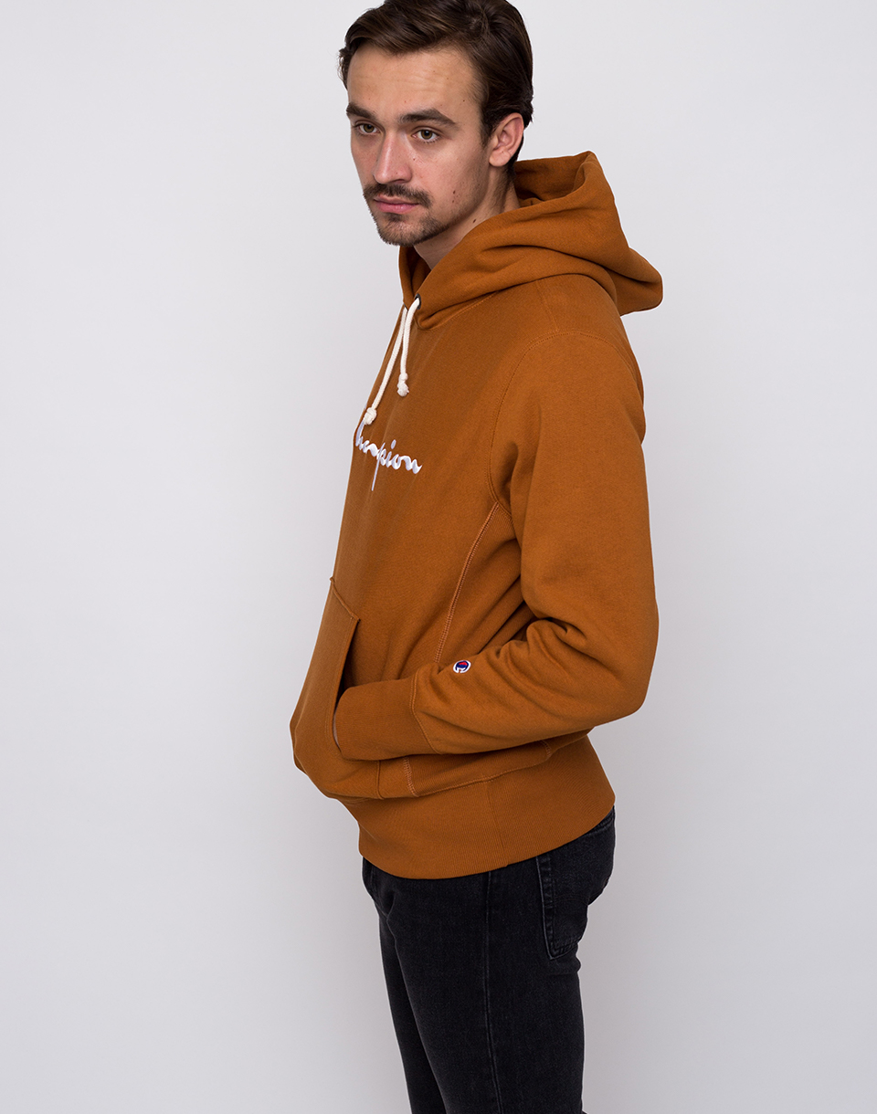 Champion Hooded Sweatshirt OTA L