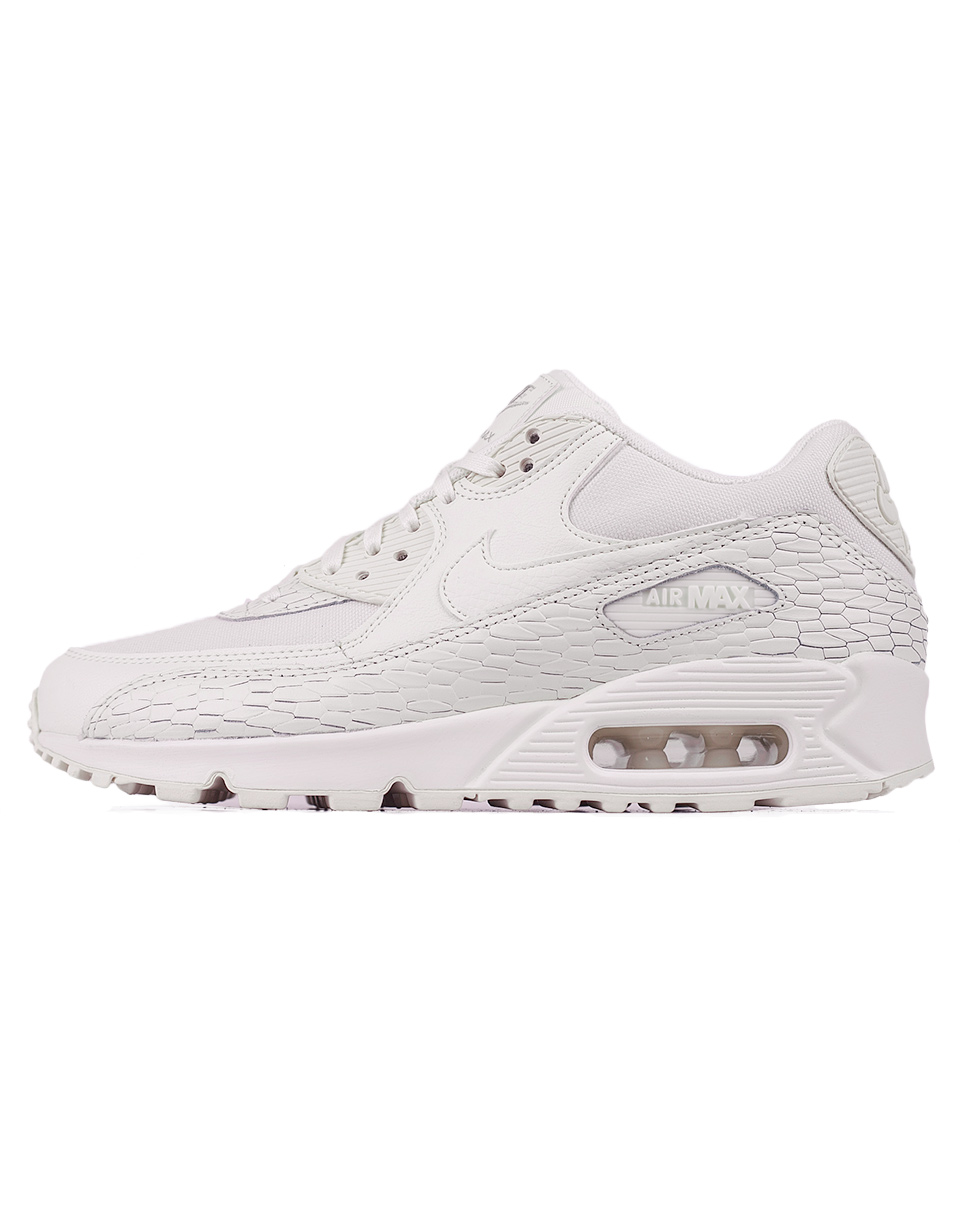 Sneakers - tenisky Nike Air Max 90 Premium Leather Sail / Sail - Light Bone - White 38 + doprava zdarma