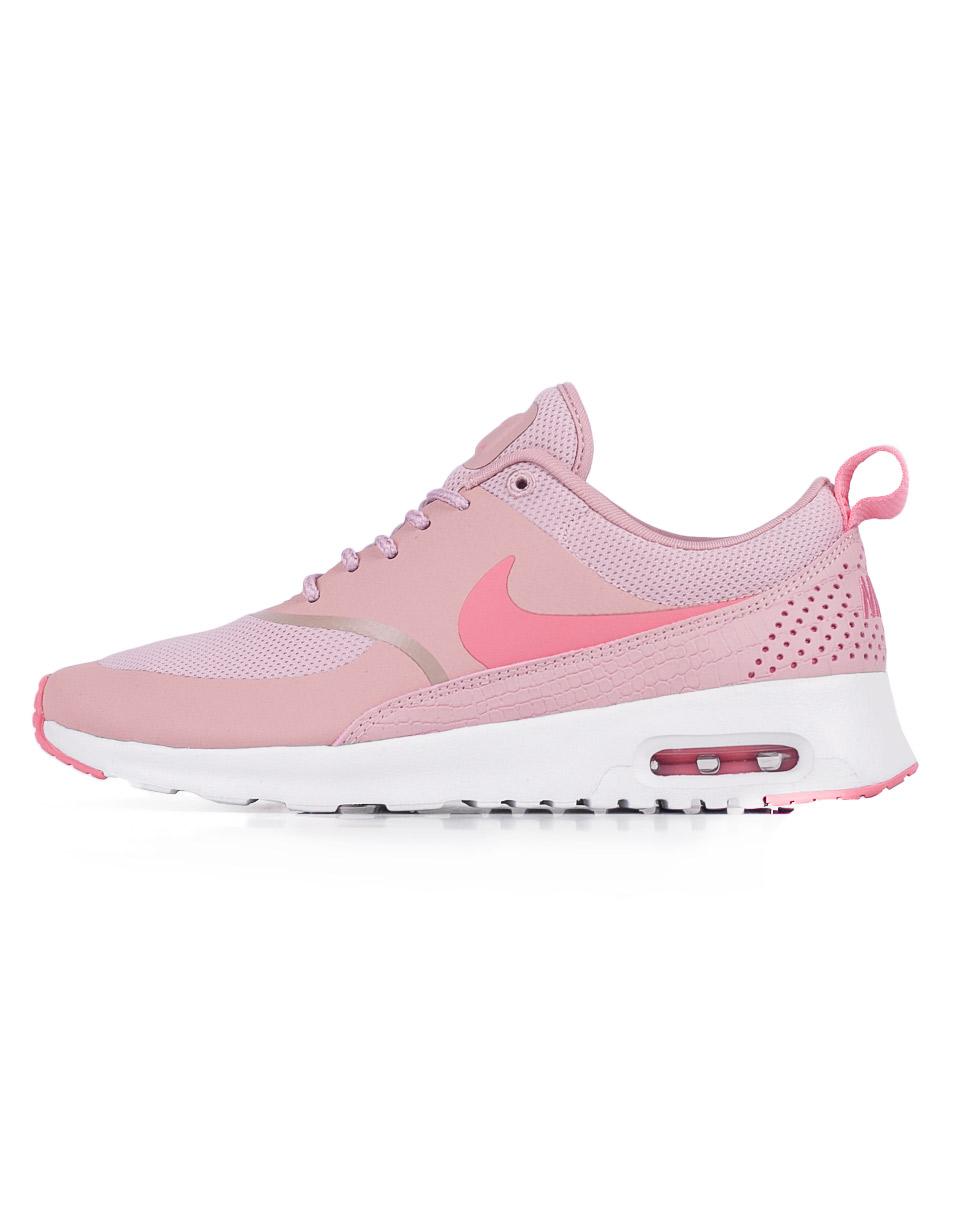 Sneakers - tenisky Nike Air Max Thea Pink Oxford / Bright Melon - White 36,5 + doprava zdarma