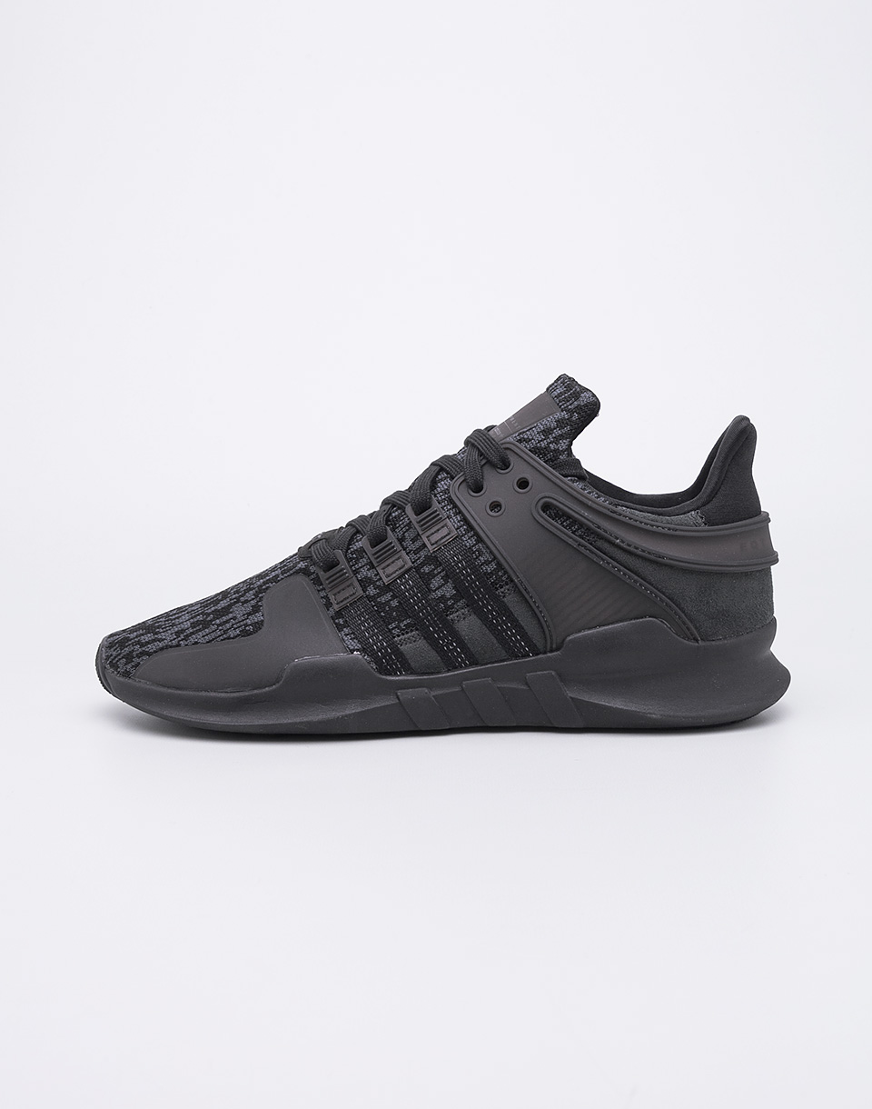 Sneakers - tenisky Adidas Originals EQT Support ADV Core Black / Core Black / Sub Green 45 + doprava zdarma + novinka
