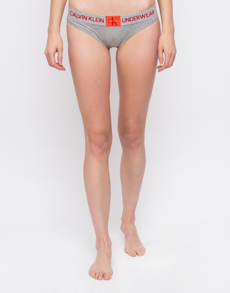 Calvin Klein Bikini Grey Heather L