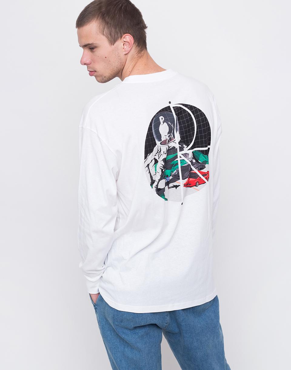 Polar Skate Co. Lambo Life Fill White S