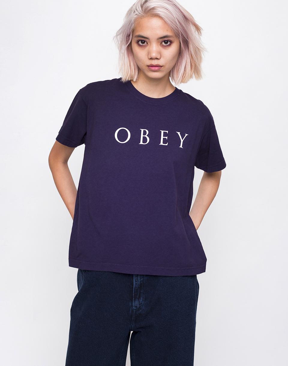 Obey Novel 2 Deep Purple XL