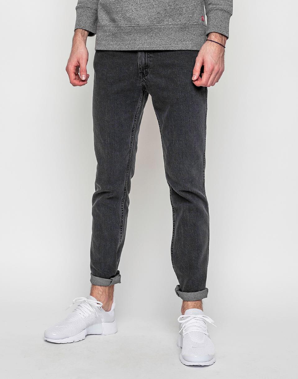 Kalhoty Levi´s® Line 8 Black Stonewash w33/l30 + novinka