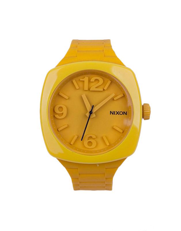 Hodinky Nixon Dial goldenrad + doprava zdarma