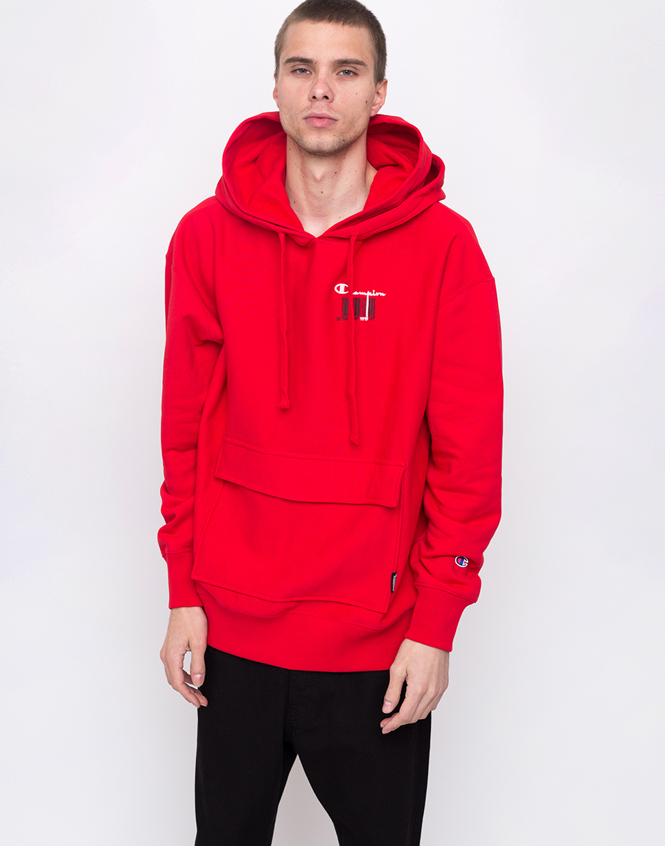 Champion Hooded Sweater CRD S