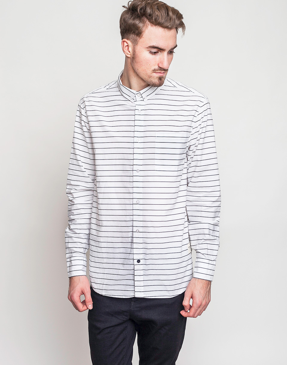 Košile Wemoto Como White S