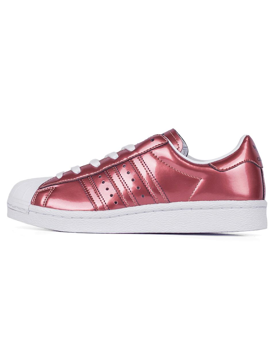 Sneakers - tenisky Adidas Originals Superstar Boost Copper Metallic / Copper Metallic / Footwear White 41 + doprava zdarma
