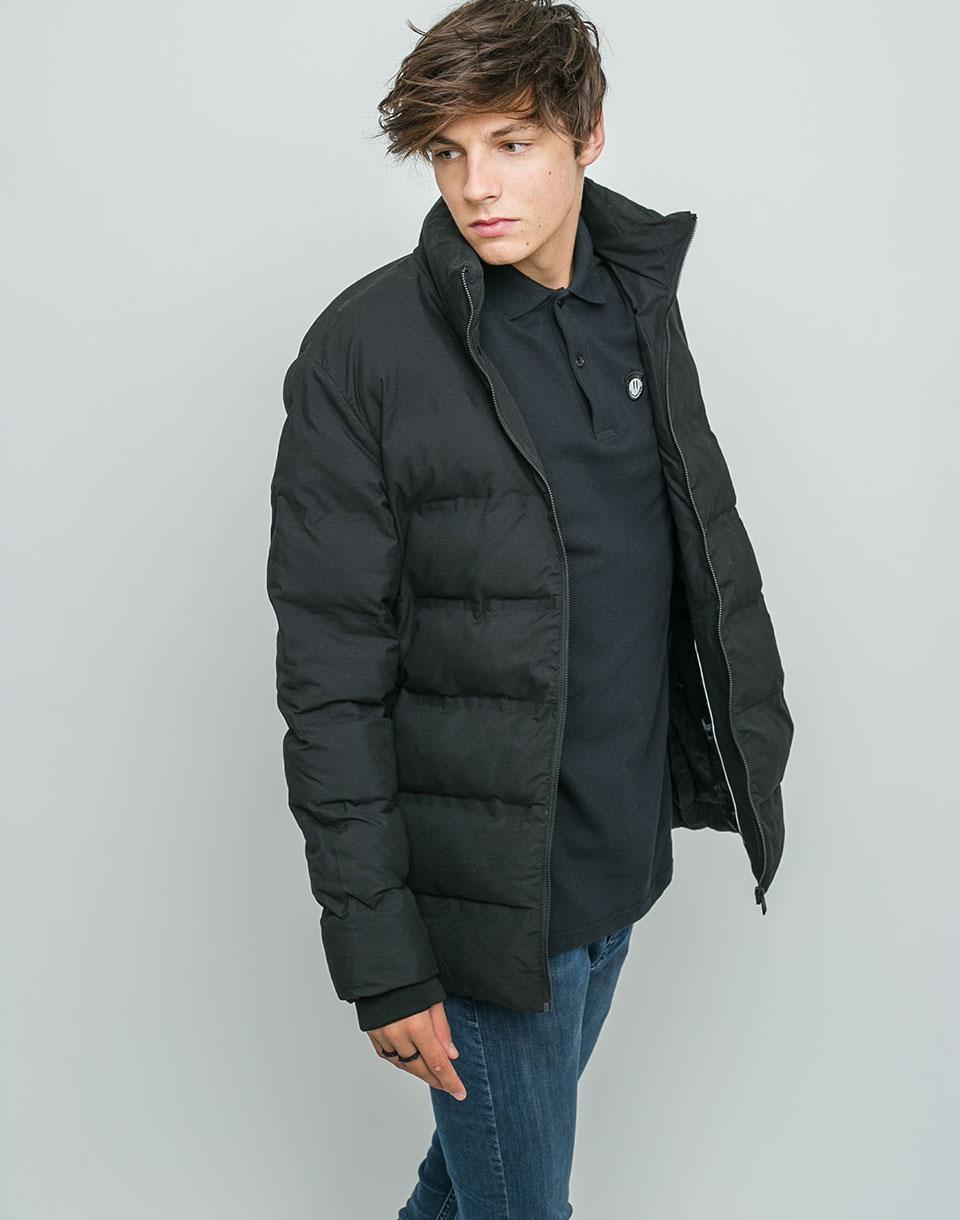 Bunda Selected First Jacket Black l + doprava zdarma + novinka
