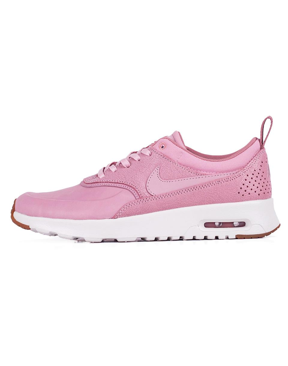 Sneakers - tenisky Nike Air Max Thea Premium Pink Glaze / Pink Glaze - Sail 38 + doprava zdarma + novinka