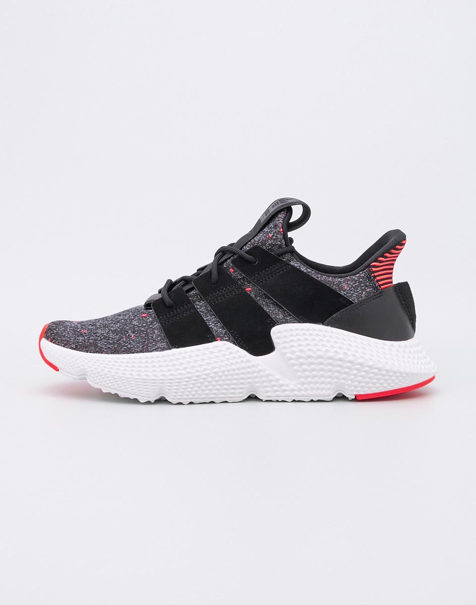 Adidas Originals Prophere Core Black/Core Black/Solar Red 43