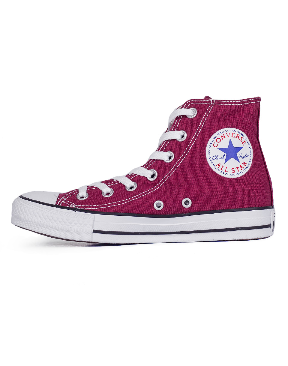 Sneakers - tenisky Converse Chuck Taylor All Star Seasonal Maroon 37