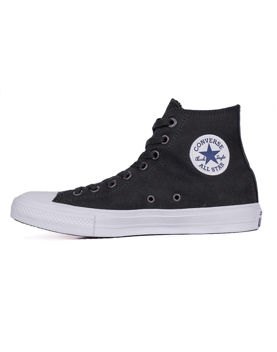 Sneakers - tenisky Converse Chuck Taylor All Star II Black/White/Navy 42 + doprava zdarma