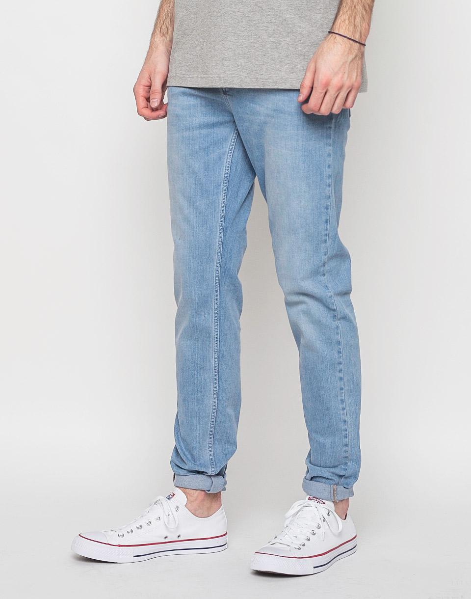 Kalhoty wesc Eddy Soft Blue w33/l32 + doprava zdarma
