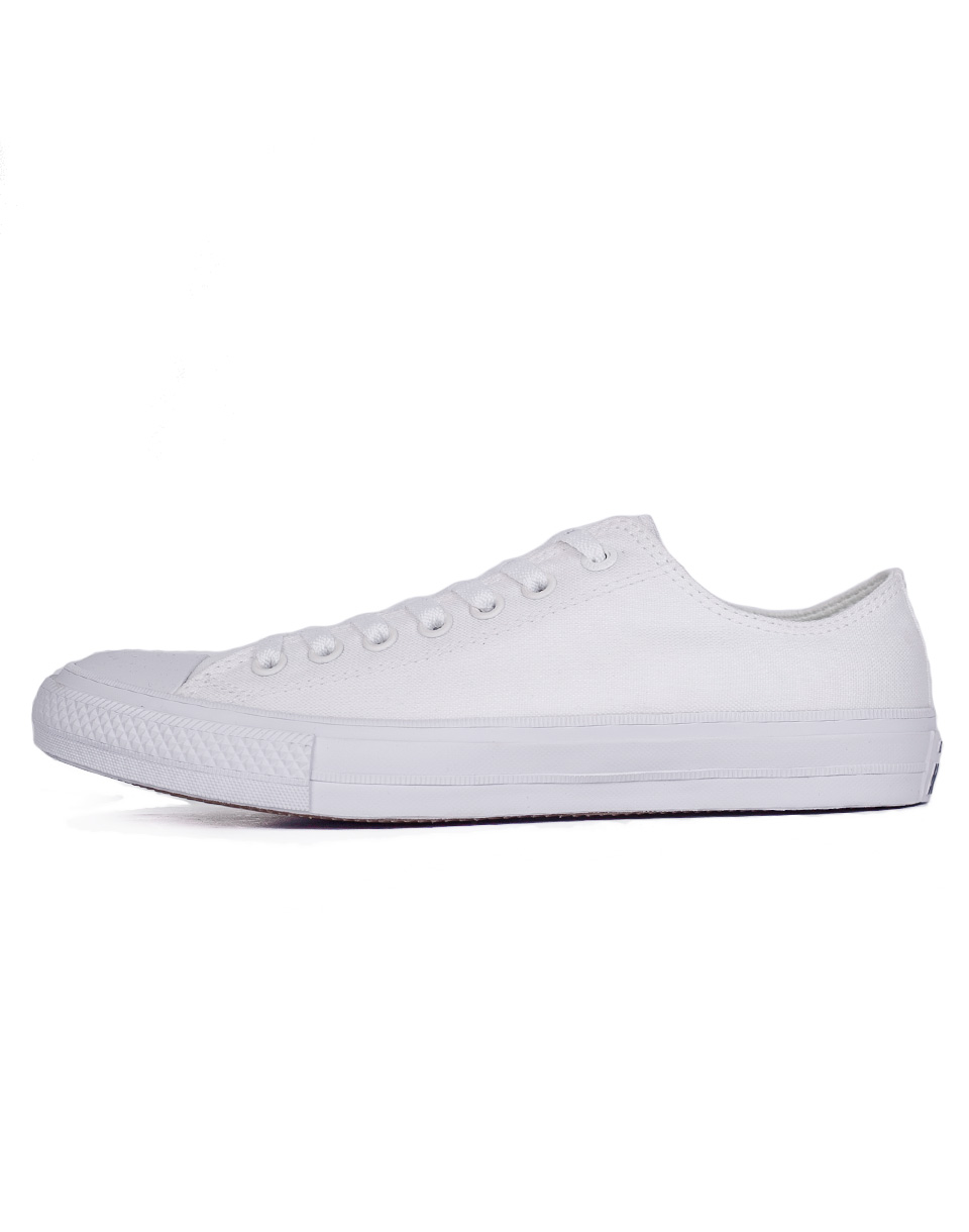 Sneakers - tenisky Converse Chuck Taylor All Star II White/White/Navy 45