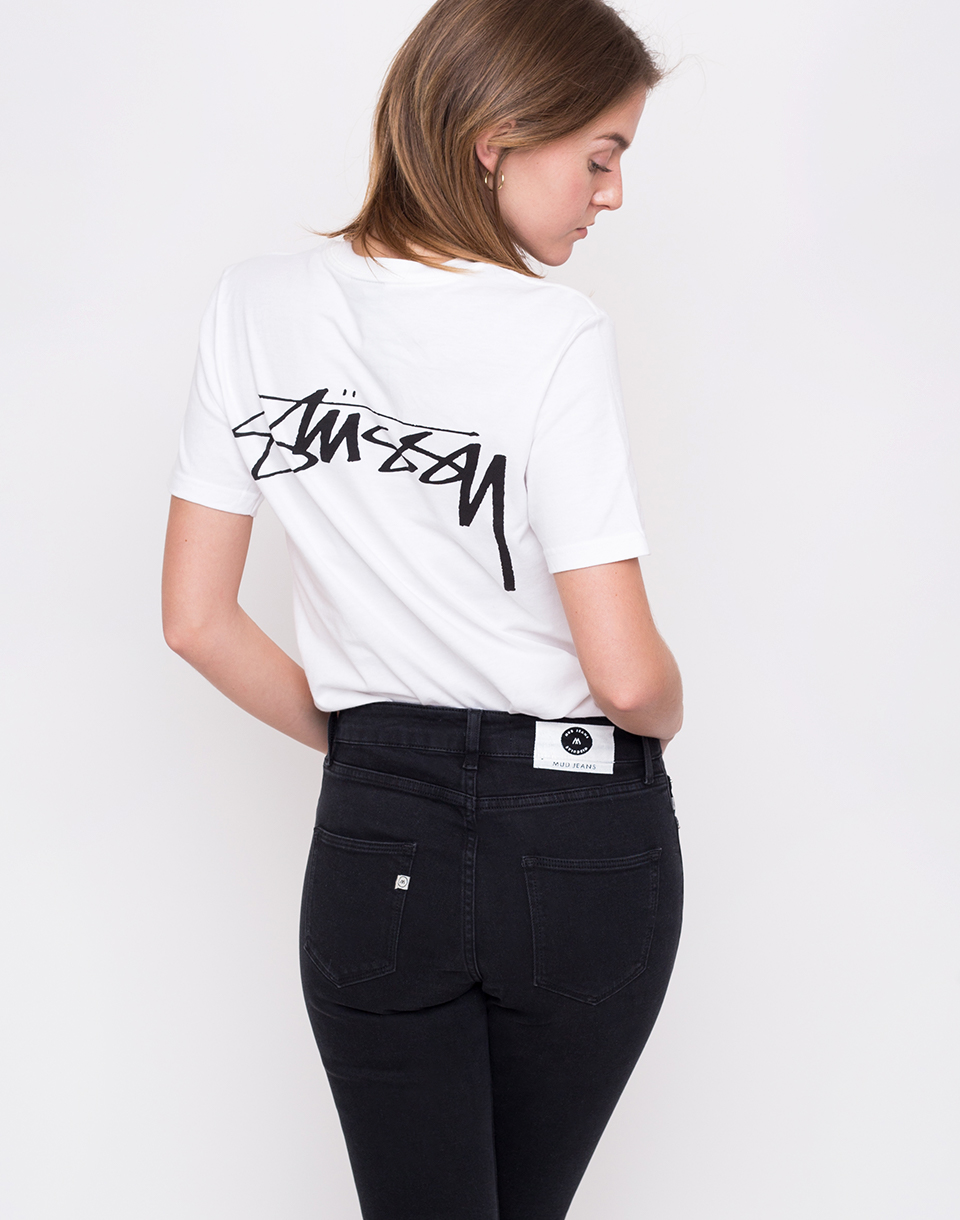 Stussy Smooth Stock White L