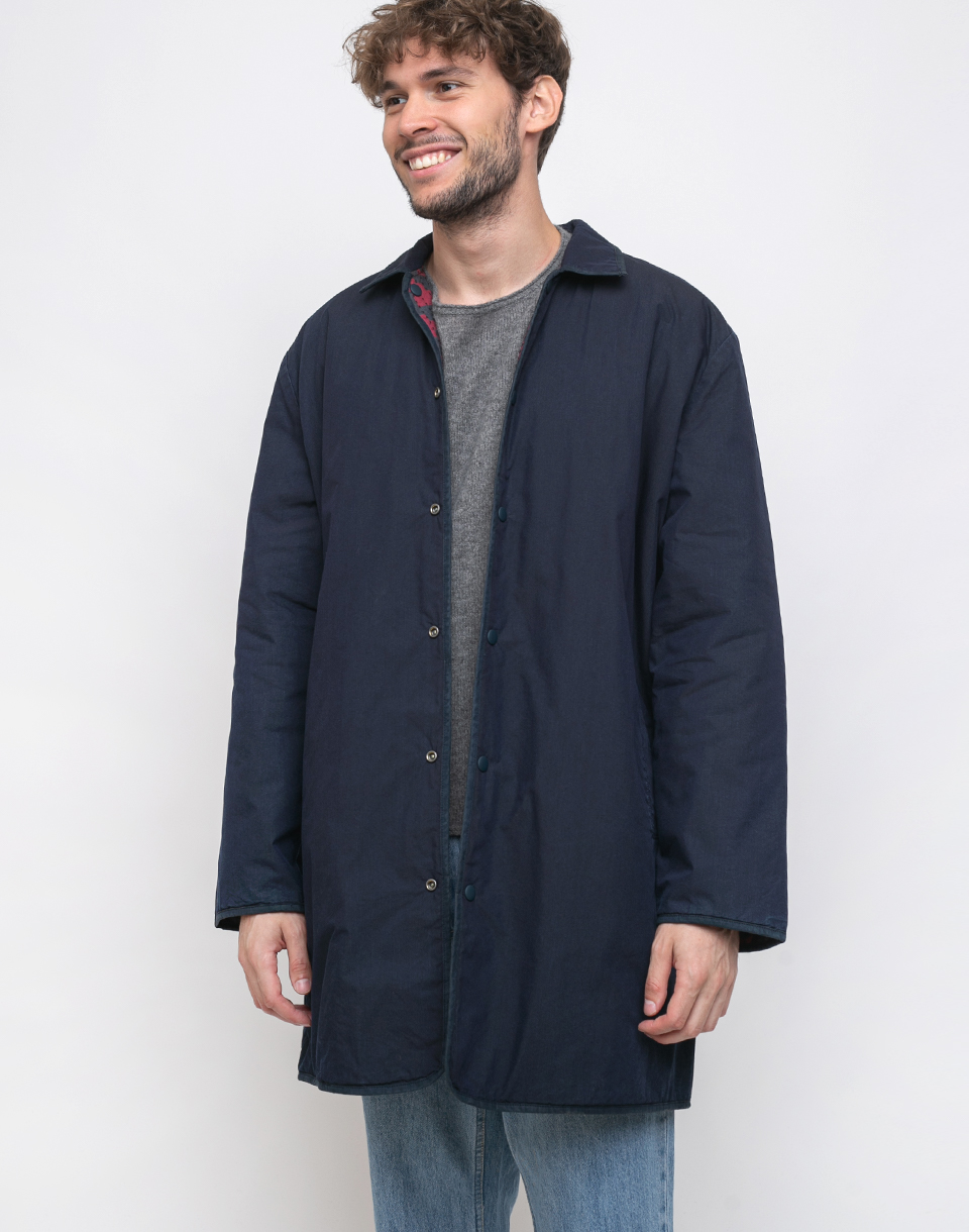 Levi s® Lmc Drovers Coat Blue M