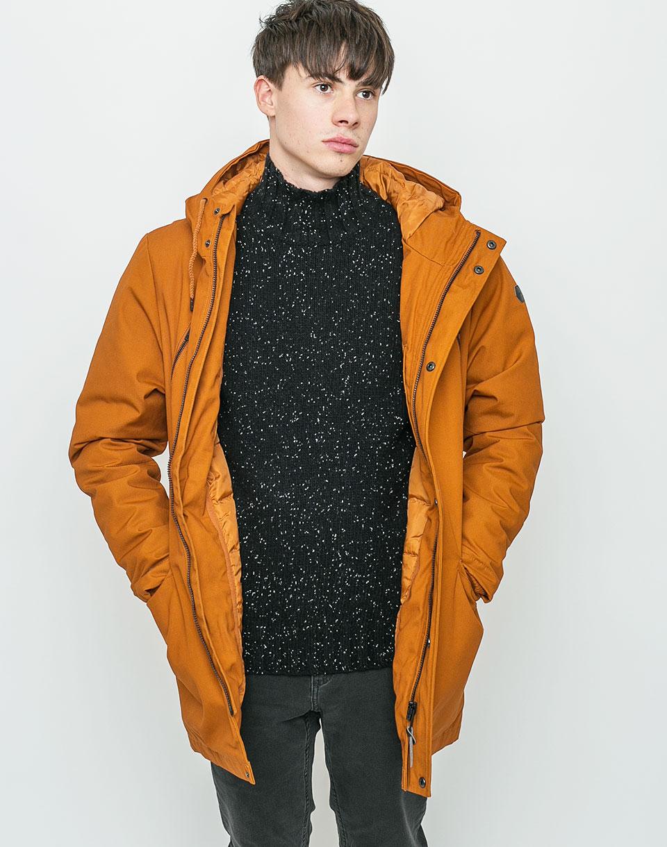Bunda RVLT 7512 Jacket Heavy Orange L + doprava zdarma + novinka