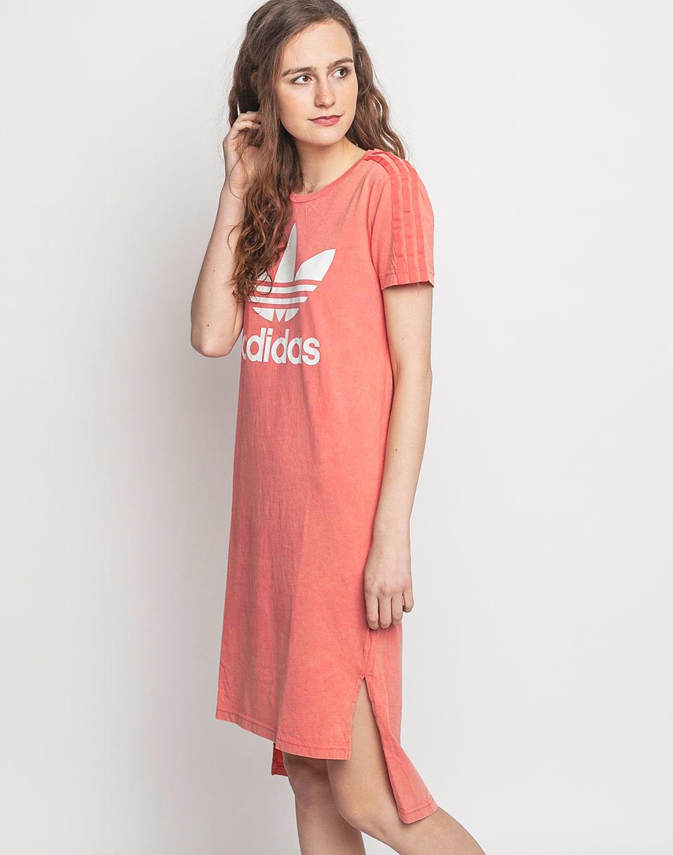 Šaty Adidas Originals Tee Dress Tactile Pink 36 + novinka