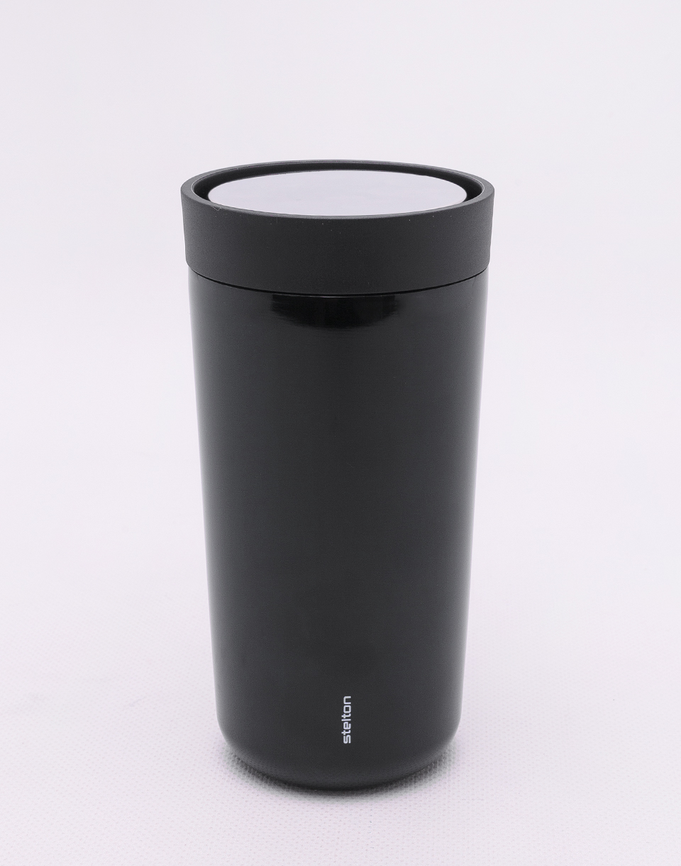 Stelton To Go Click 0 4 l Black
