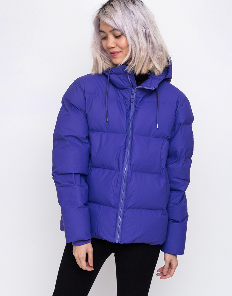 Rains Puffer Jacket 79 Lilac S M