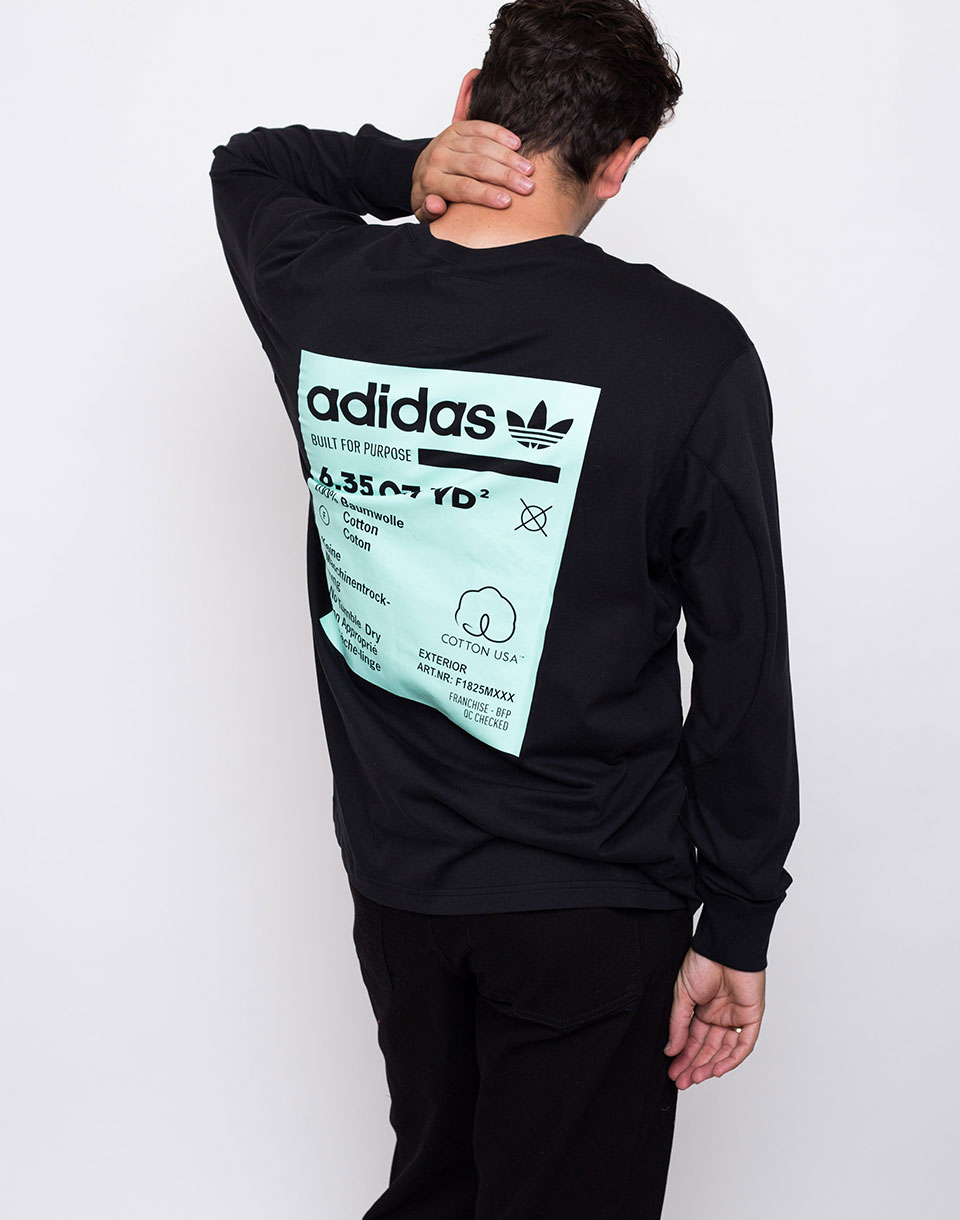Adidas Originals Kaval Black   Clear Mint M