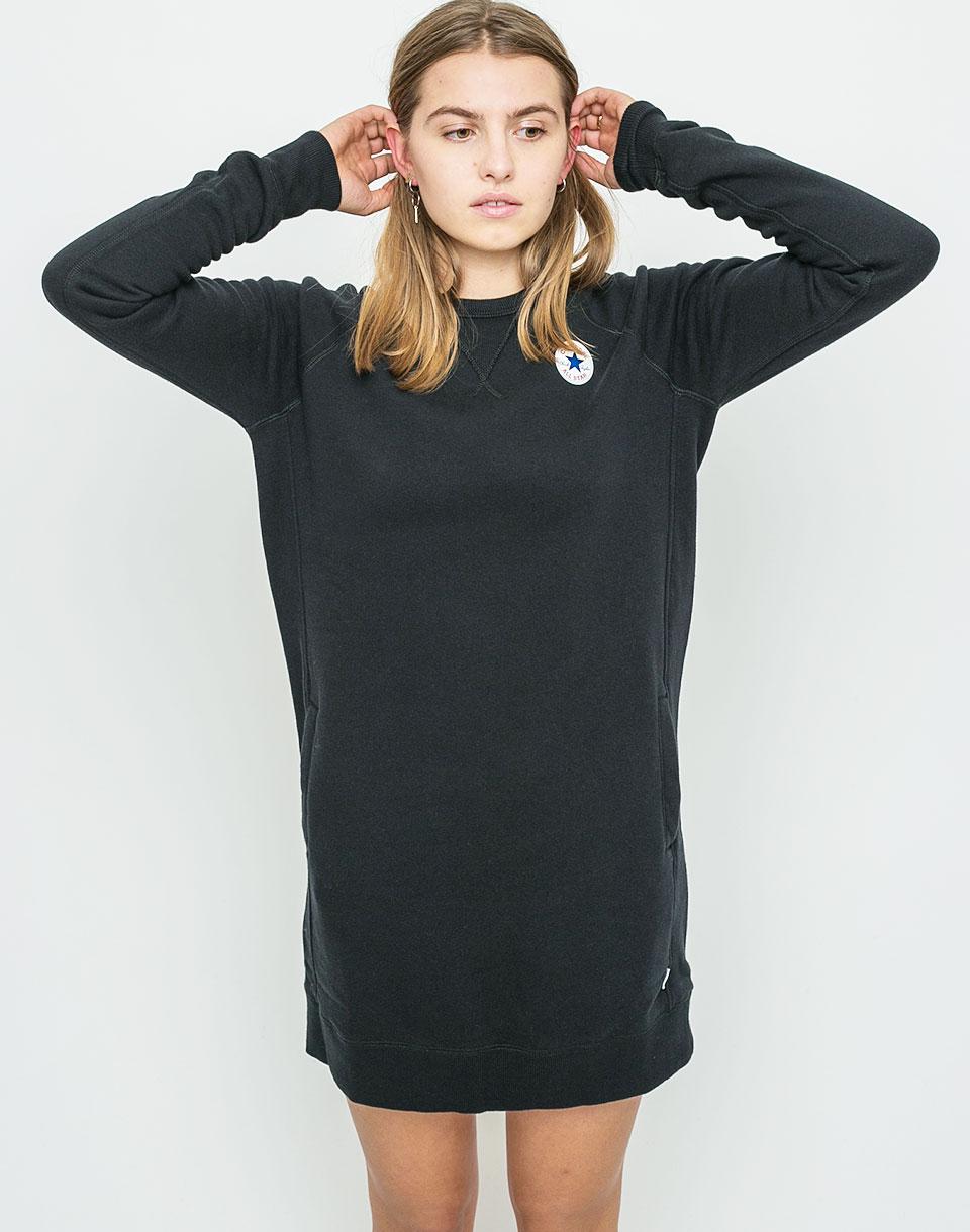 Šaty Converse Core Black L + novinka
