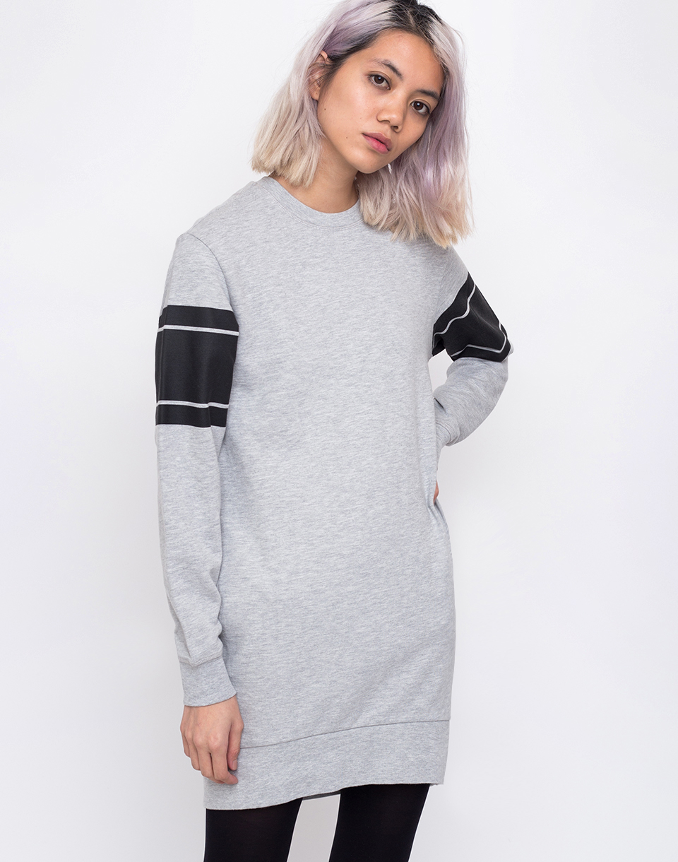 Helly Hansen Sweat Dress Grey Melange L
