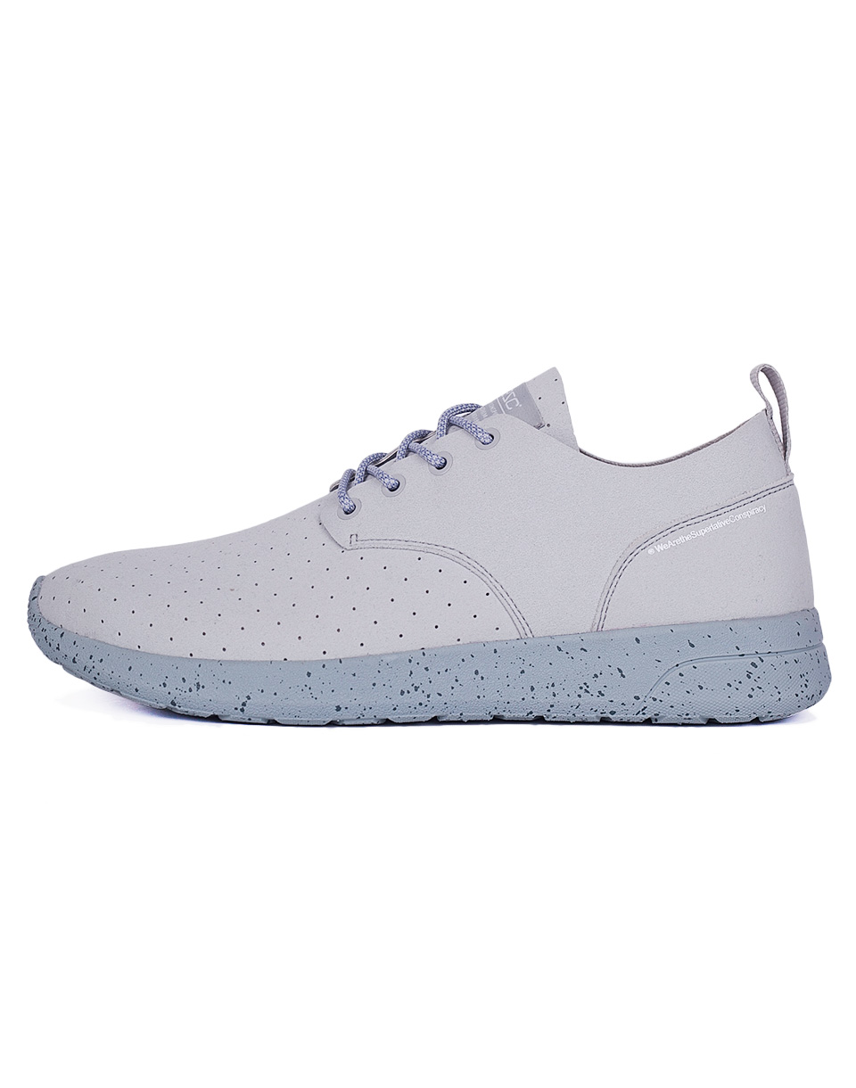 Sneakers - tenisky WeSC Micro pale grey 42