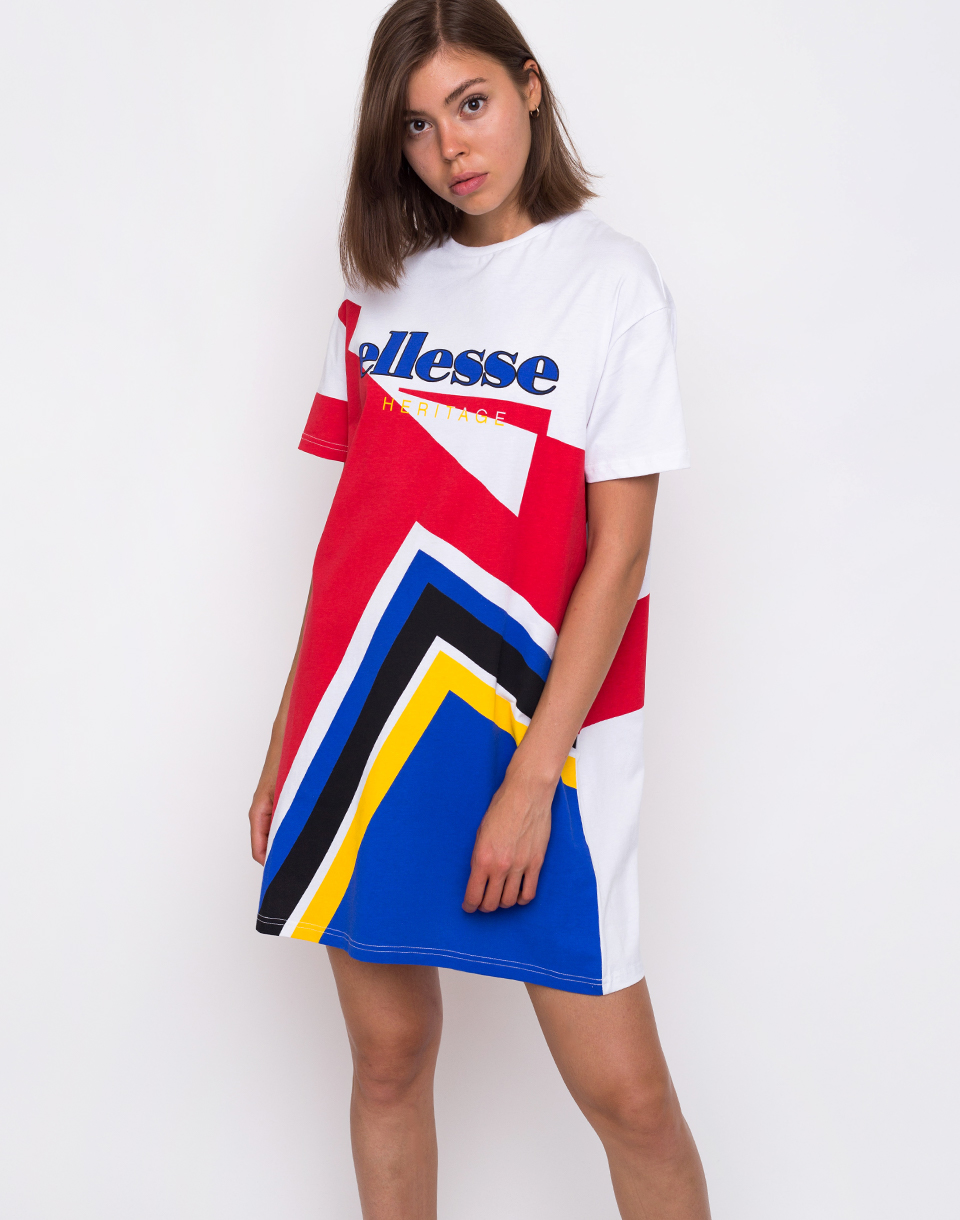 Ellesse Belepano Optic White   Red M