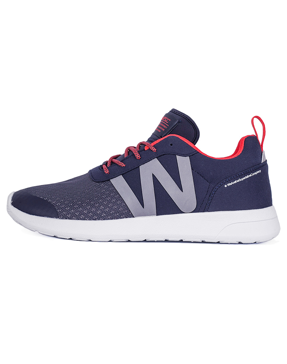 Sneakers - tenisky WeSC Runner ink 42 + doprava zdarma
