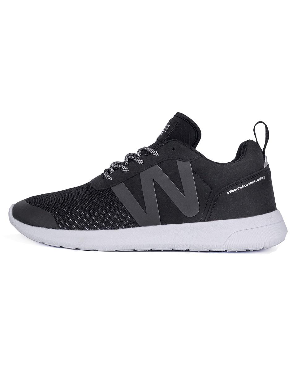 Sneakers - tenisky WeSC Runner Black 42 + doprava zdarma