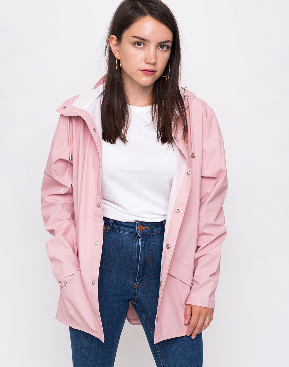 Rains Jacket 23 Rose L XL