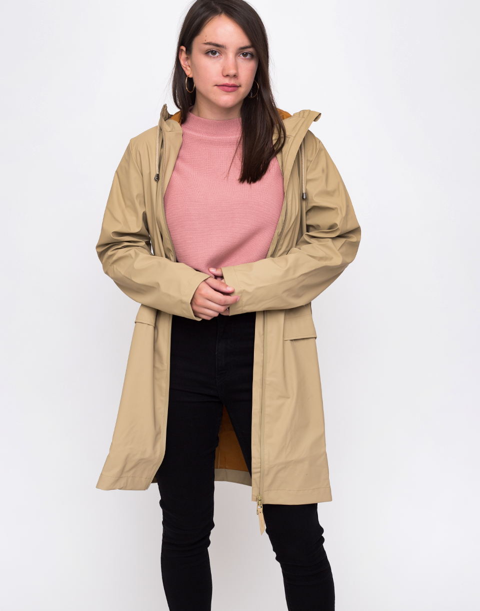 Rains W Coat 30 Desert S M