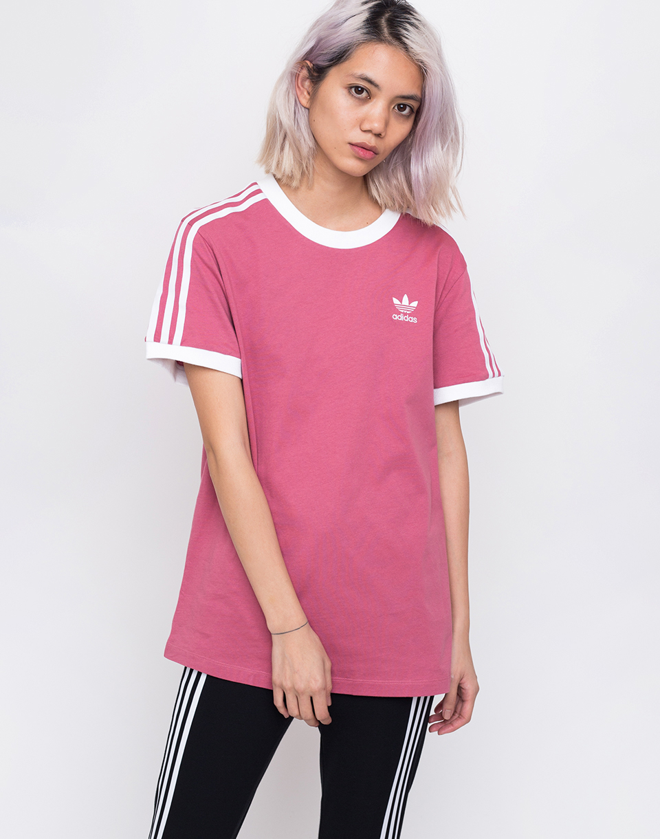 Adidas Originals 3 Stripes Trace Maroon 34