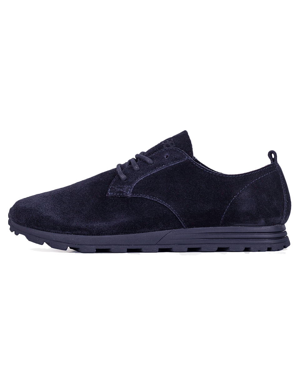 Clae Ellington Runner Deep Navy Suede 41