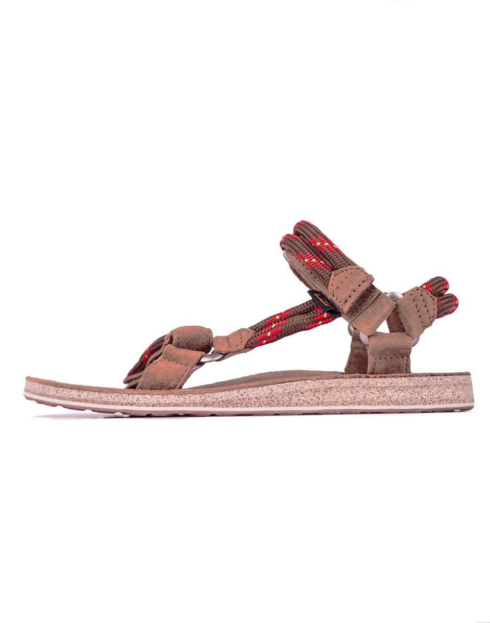 Sandály Teva Original Universal Rope Brown 44,5