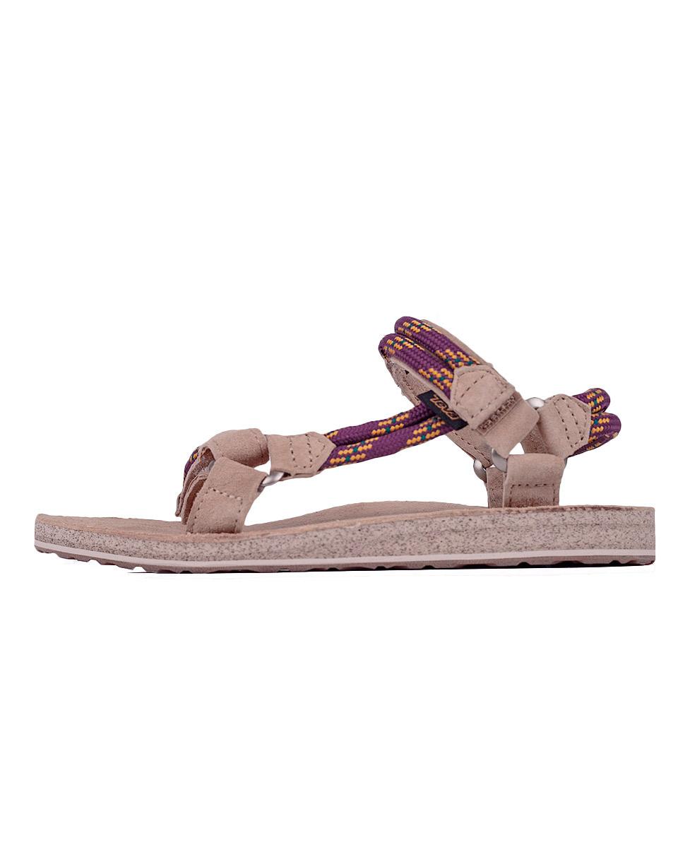 Sandály Teva Original Universal Rope Dark Purple 38